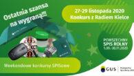 Ostatni weekendowy Konkurs SPISowy zRadiem Kielce